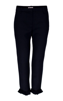 Baum Natsuko Structured Skinny Trousers