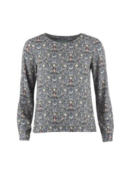 Flora Liberty Blouse navy