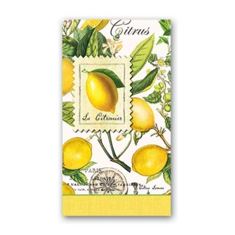 Lemons Hostess Napkins