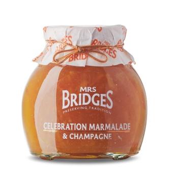 Mrs Bridges Apelsinmarmelad med champagne