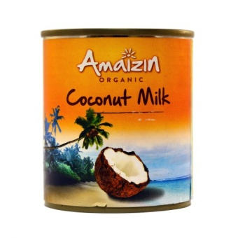 Kokosmjölk eko 400g