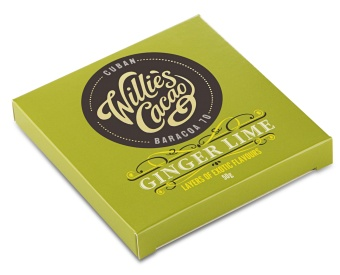 Willie´s Ginger Lime 70%