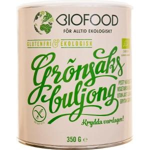 Biofood Grönsaksbuljong