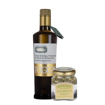 Italiensk olivolja + salladskrydda