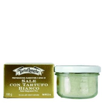 Salt med vit tryffel