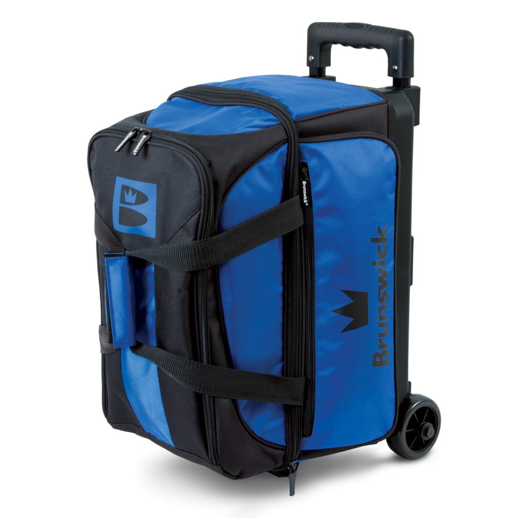 Brunswick Blitz 2-ball roller Blue
