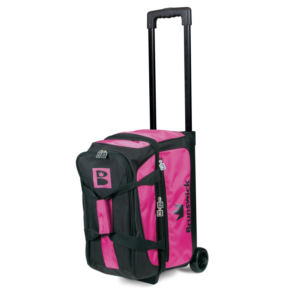 Brunswick Blitz 2-ball roller Pink
