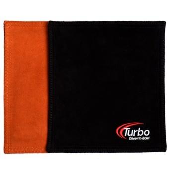 Turbo Dry Towel Black/Orange