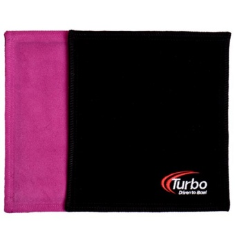 Turbo Dry Towel Black/Pink