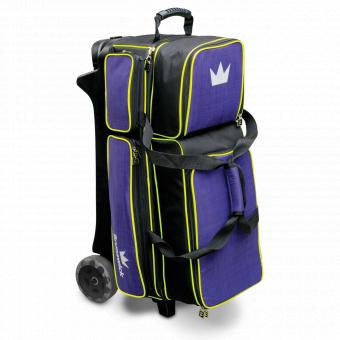 Crown 3 Roller Purple/yellow