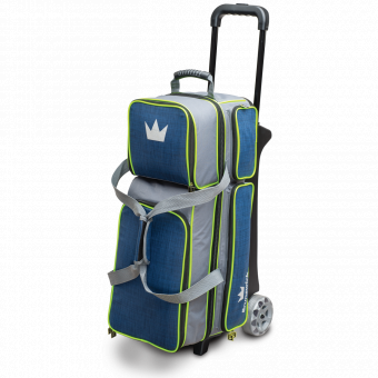 Crown deluxe 3 Roller Royal/Lime