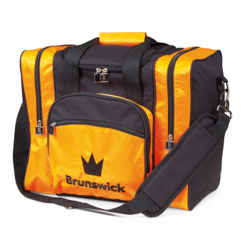 Brunswick Edge Single Orange