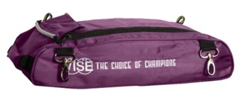 Vise 3-Ball Shoe Bag Purple