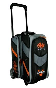 Motiv Vault 2-ball roller Svart/Orange
