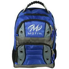 Motiv Intrepid Backpack Blue