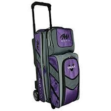 Vault 3-ball roller Purple