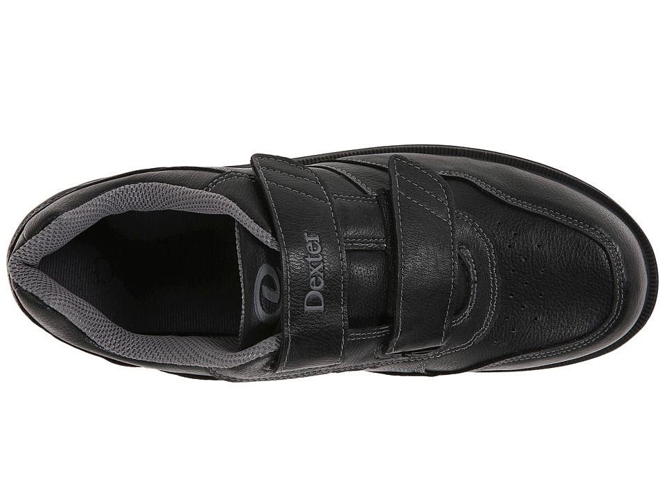 Dexter Mens V Strap Bowling Shoes