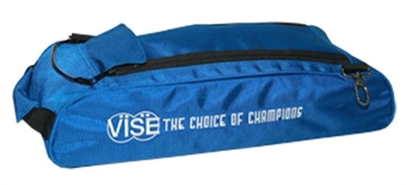 Vise 2-Ball Shoe Bag Blue