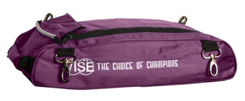 Vise 2-Ball Shoe Bag Purple