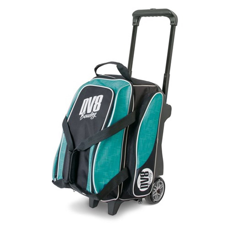 DV8 Circuit Double Roller Teal