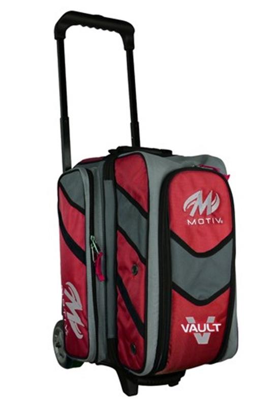 Motiv Vault 2-ball roller Röd