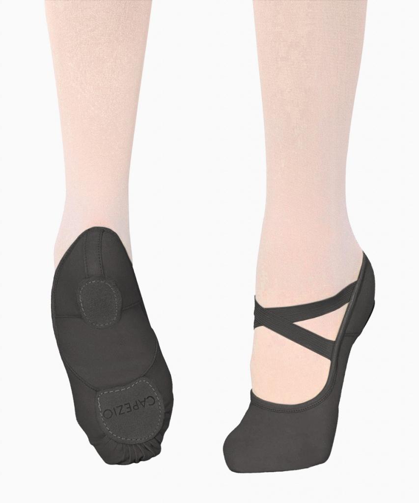 2037W Hanami stretchtyg svart