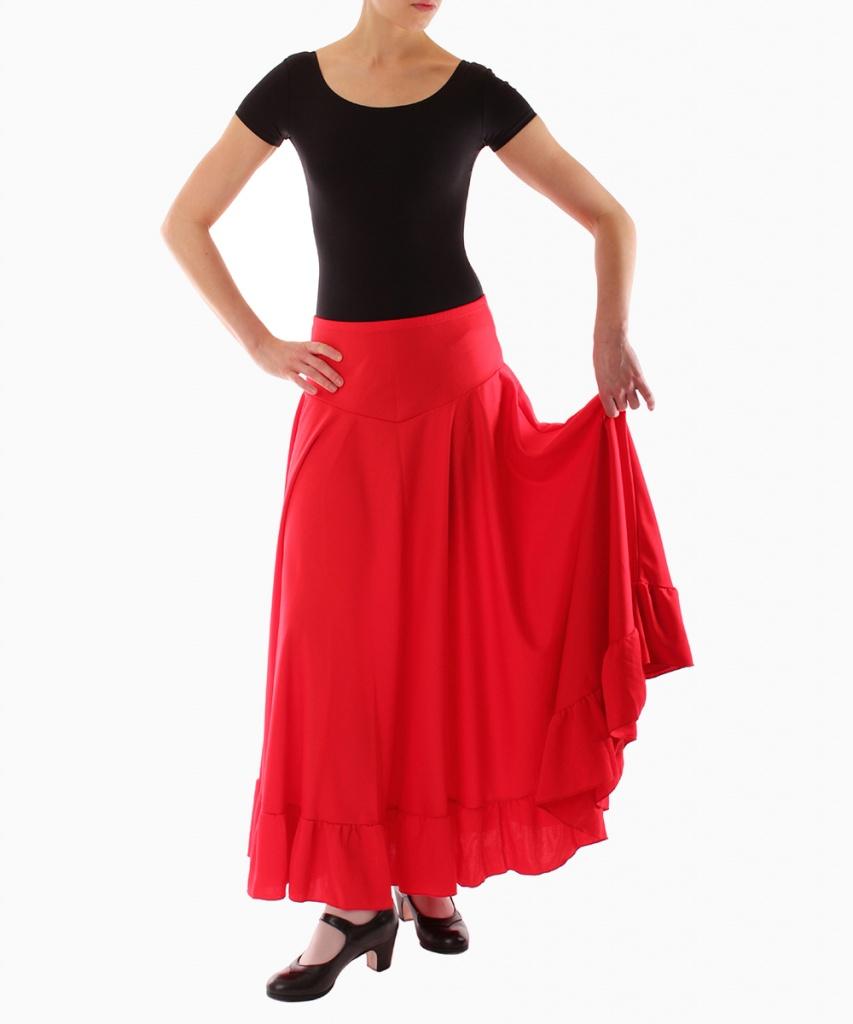 7681 Flamencokjol