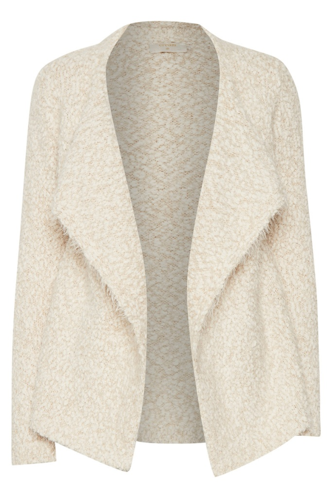 Cream Fiora Cardigan