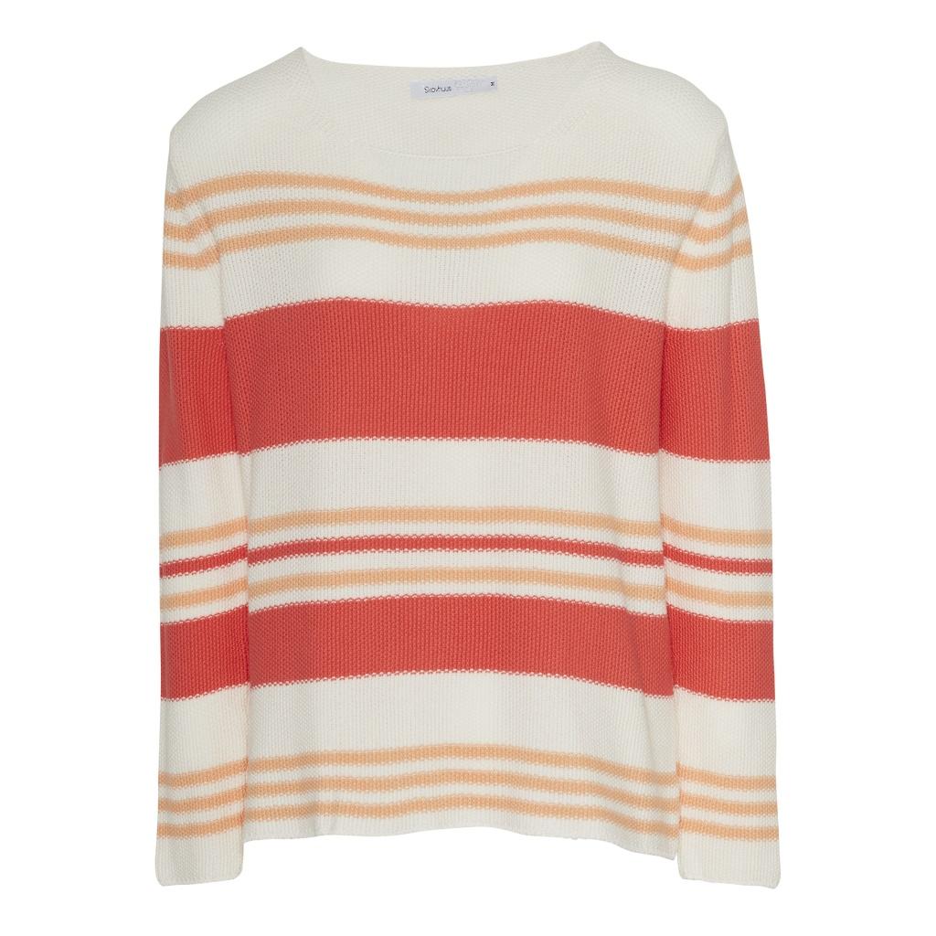 Skovhuus White/Orange M
