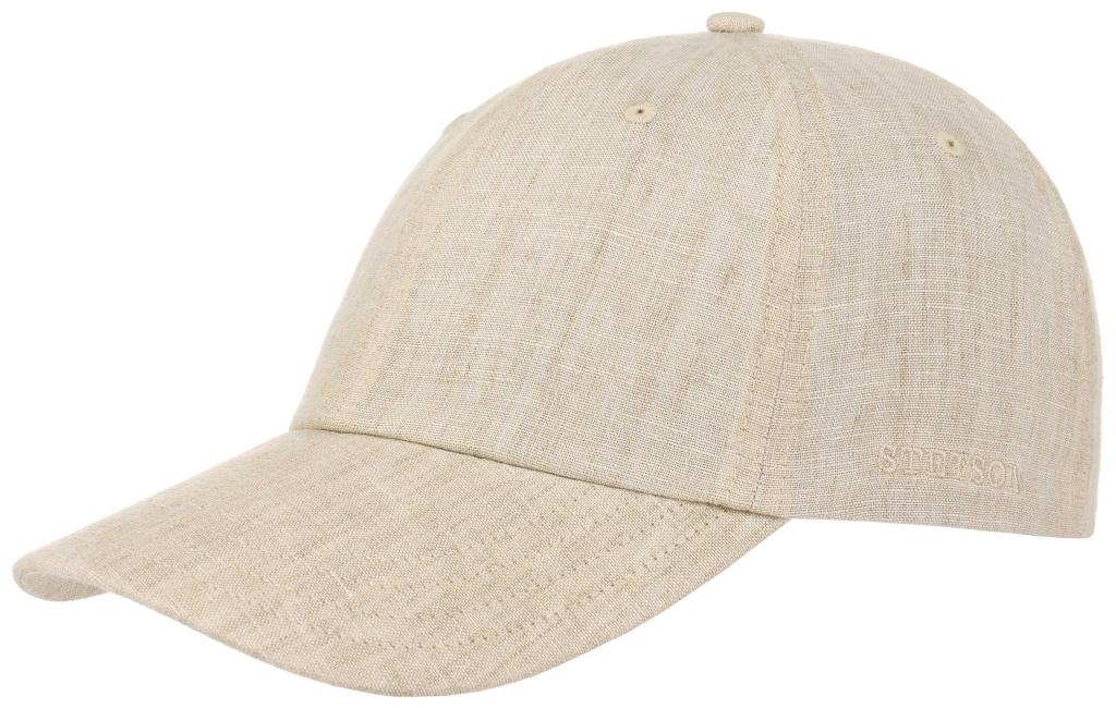Stetson Baseball Cap Linen