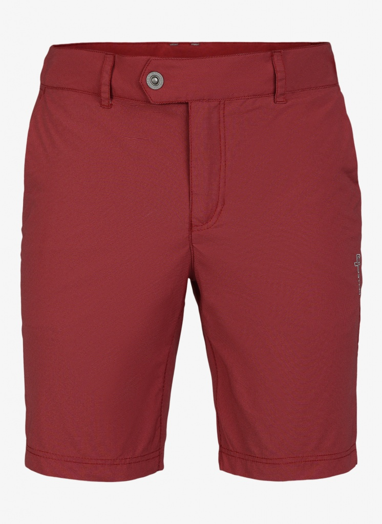 Pelle P Momentum Shorts Dusty Red