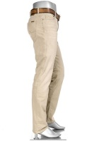 Alberto Dynamic Superfit Pipe Denim Brown