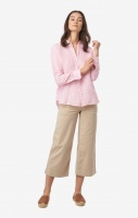 Boomerang Lina Linen Shirt Middway Pink
