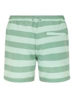 J.Lindeberg Banks Stripe Swim Dusk Green
