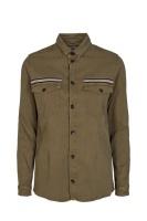 Mosmosh Selby Uniform Shirt Army