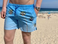 Decisive Swim Shorts Los Angeles