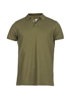 Hansen&Jacob Classic Polo stretch mid Green