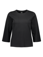 Nanso T-Shirt Blokki Svart