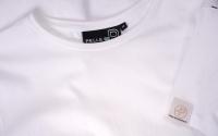 Pelle P Badge Tee White