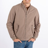 Sebago Classic City Jacket Dark Sand