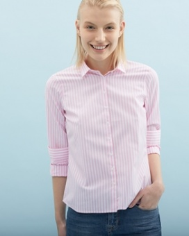 Newhouse Louise Stripe shirt