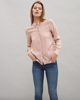 Newhouse Lisa Shirt Soft Pink