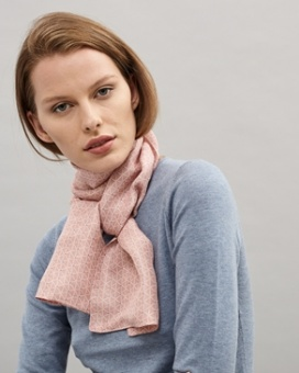 Newhouse Lisa Scarf Soft Pink