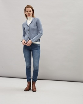 Newhouse Milano Short Cardigan