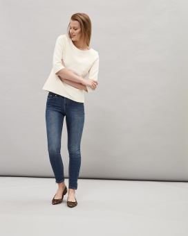 Newhouse Boatneck Sweater