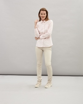 Newhouse Elsa Solid Shirt