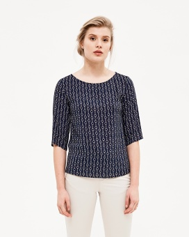 Newhouse Vega Top Navy