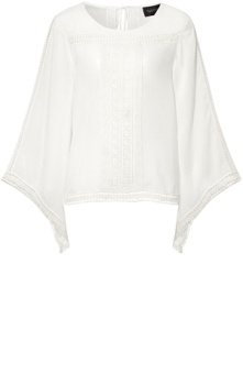 Capri Collection Mylah Tunic Creme L