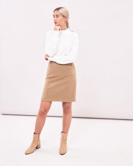 Newhouse Flausch Skirt Camel