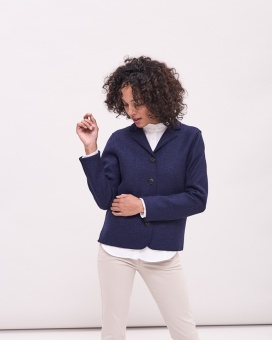 Newhouse Martha Blazer Navy